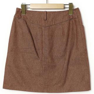 バーバリーブルーレーベル(BURBERRY BLUE LABEL)のバーバリー スカート(ミニスカート)