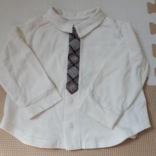 コムサイズム(COMME CA ISM)のコムサイズム80男の子フォーマル(セレモニードレス/スーツ)
