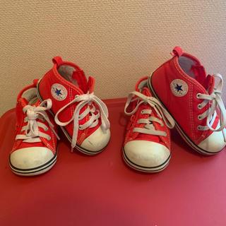 コンバース(CONVERSE)のCONVERSE 靴 13cm14cm(スニーカー)
