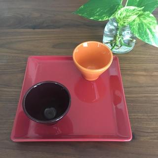 エミールアンリ(EmileHenry)のエミールアンリ フランス プレート、小皿セット(食器)