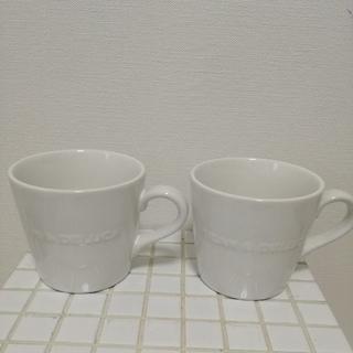 ディーンアンドデルーカ(DEAN & DELUCA)のディーンアンドデルーカ マグカップ 2個セット(グラス/カップ)