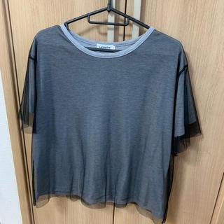 レプシィム(LEPSIM)のTシャツ カットソー トップス(Tシャツ(半袖/袖なし))