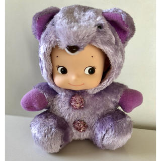 キユーピー(キユーピー)のキューピー 人形 ラベンダー キツネ(キャラクターグッズ)