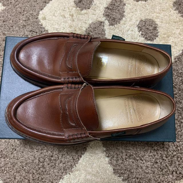 Paraboot(パラブーツ)のパラブーツ★オルセー23センチ レディースの靴/シューズ(ローファー/革靴)の商品写真