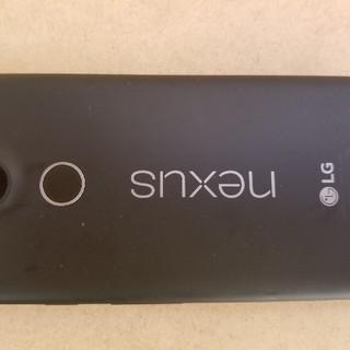 LG Electronics - Nexus5x 16GB 本体のみ