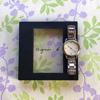 アニエスベー(agnes b.)のアニエス・ベー  ⑩   腕時計・稼動品✨(腕時計)