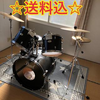 MASSA様専用pearlドラムセット(セット)