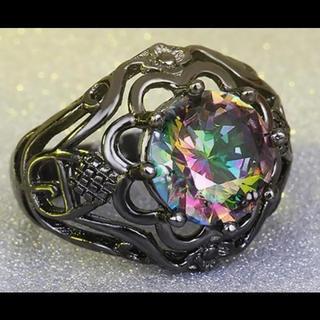 黒魔女のリング(リング(指輪))