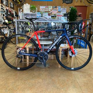 2020 オルベア オルカM20iチームディスク FX 51 アルテグラ Di2(自転車本体)
