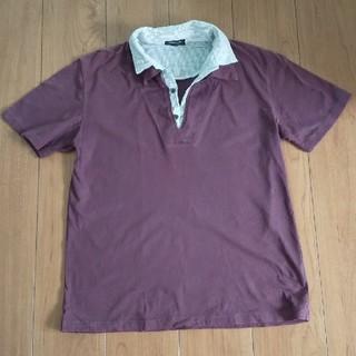 コムサイズム(COMME CA ISM)の襟付きシャツ メンズ L(シャツ)