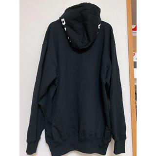 バレンシアガ(Balenciaga)のbalenciaga logo hoodie(パーカー)