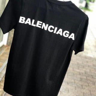 バレンシアガ(Balenciaga)のBALENCIAGA バレンシアガ(Tシャツ(半袖/袖なし))