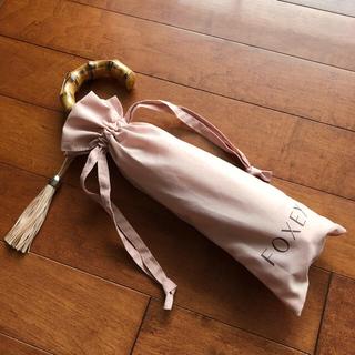 フォクシー(FOXEY)のチョココ様専用 FOXEY 傘 & DAISY LIN 新品トートバック2種(その他)