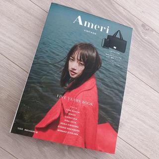 アメリヴィンテージ(Ameri VINTAGE)のアメリの本とサコッシュのセット(ポーチ)