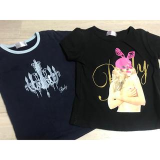 レディー(Rady)のちびRady Tシャツ2点セット(Tシャツ/カットソー)