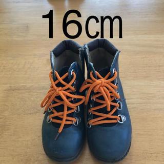 ブリーズ(BREEZE)のキッズシューズ  ブーツ  16センチ(ブーツ)
