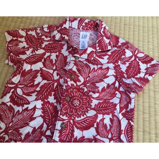 ギャップ(GAP)のbaby GAP アロハシャツ(Tシャツ/カットソー)