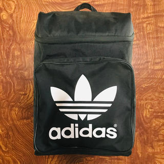 adidas - adidas リュック 未使用品 黒白