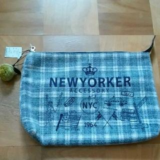 ニューヨーカー(NEWYORKER)のNEWYORKER クラッチバッグ(クラッチバッグ)