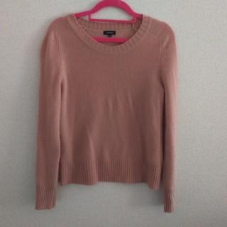 ルシェルブルー(LE CIEL BLEU)のLE CIEL BLEU カシミア100% セーター (ニット/セーター)
