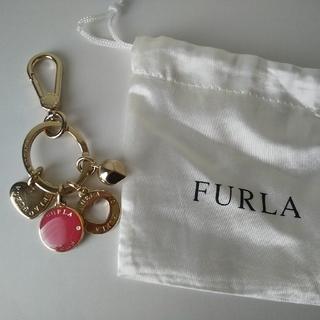 【FURLA】キーリング バッグチャーム