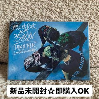 ワンオクロック(ONE OK ROCK)の☆即購入OK☆新品☆ワンオク ライブ DVD 2015(ミュージック)