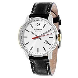 コーチ(COACH)の未使用 コーチ 腕時計 アナログ 14601521 BREECER レザー(腕時計(アナログ))