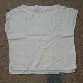 ムジルシリョウヒン(MUJI (無印良品))の無印良品 レディースブラウス M(シャツ/ブラウス(半袖/袖なし))