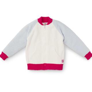 カシウエア(kashwere)のKashwere キッズジップアップジャケット 8-9歳 カシウェア(ジャケット/上着)