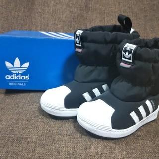 アディダス(adidas)の【取り置き中】adidas ORIGINALS キッズブーツ(ブーツ)