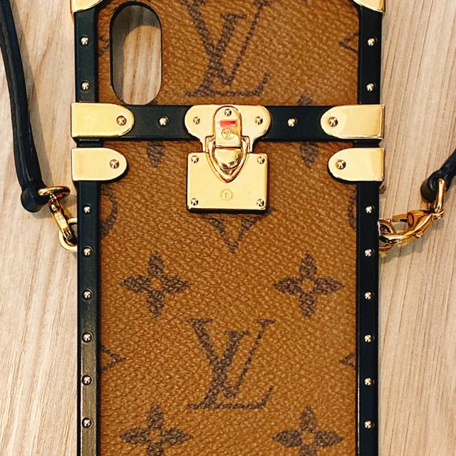 ルイヴィトンiPhoneXSケース革製,ルイヴィトン スーツケース