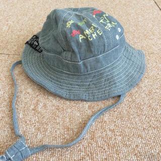 アンパサンド(ampersand)の帽子 46㎝(帽子)