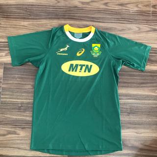アシックス(asics)のラグビーW杯2019 南アフリカユニホームTシャツ(ラグビー)