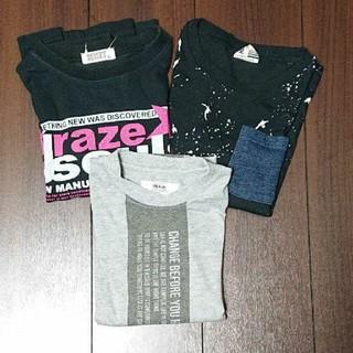 イッカ(ikka)の長袖Tシャツ 130(Tシャツ/カットソー)