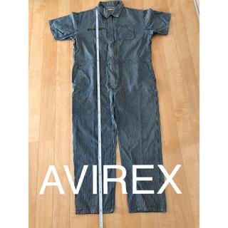 アヴィレックス(AVIREX)のAVIREX メンズ つなぎ 作業着(サロペット/オーバーオール)