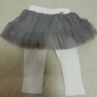 petit main - petitmain チュールスカート