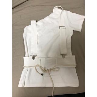 アメリヴィンテージ(Ameri VINTAGE)のAmeri VINTAGE ワンショルダーTシャツ(Tシャツ(半袖/袖なし))