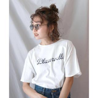 アングリッド(Ungrid)の新品 ロゴT(Tシャツ(半袖/袖なし))