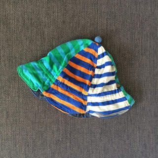 ラグマート(RAG MART)のベビー 帽子  46センチ(帽子)