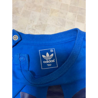 adidas - 美品!adidas originals キッズ Tシャツ