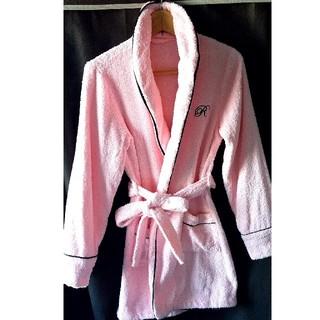 ラヴィジュール(Ravijour)のRavijour美品ベビーピンク色ガウン(ルームウェア)