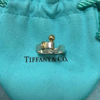 ティファニー(Tiffany & Co.)のティファニー ラブノットリング(リング(指輪))