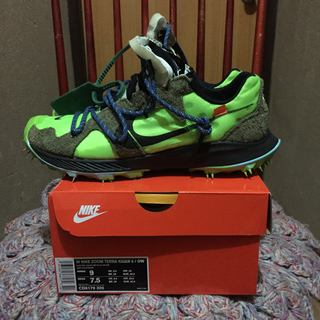 OFF-WHITE - OFF-WHITE × NIKE AIR ZOOM TERRA KIGER 5
