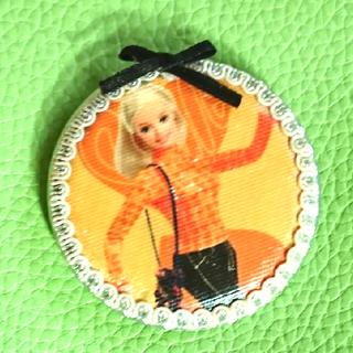 Barbie - バービー 鏡 ミラー