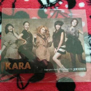 KARAポストカード(K-POP/アジア)