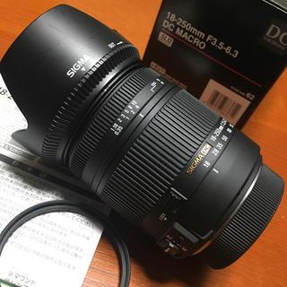 PENTAX - SIGMA 18-250mm DC Macro HSM PENTAX AF 良品