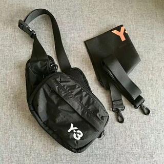 ワイスリー(Y-3)のY-3 adidas SLING BAG 3way ベルトバッグ ボディバッグ(ボディーバッグ)