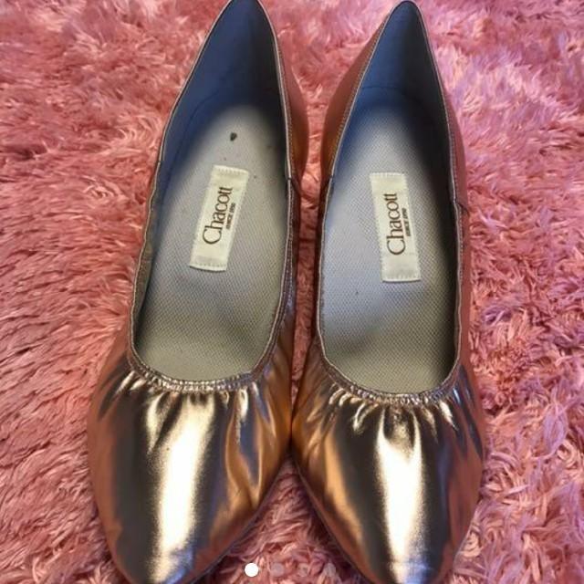 社交ダンス シューズ レディースの靴/シューズ(ハイヒール/パンプス)の商品写真