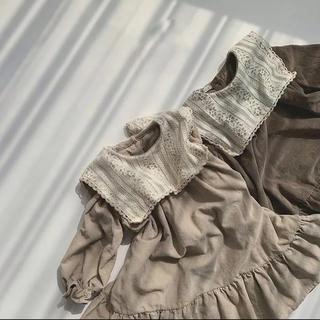 新品未使用 韓国子供服 ワンピース(ワンピース)