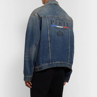 バレンシアガ(Balenciaga)のBalenciaga denim jacket バレンシアガ デニムジャケット(Gジャン/デニムジャケット)